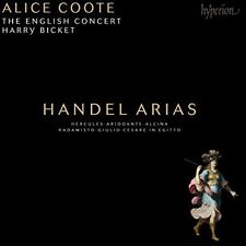 Handel / Coote / Bicket / English Concert - Arias [New CD]