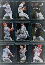 2013 Panini Select Baseball 100-Card Base Set