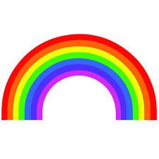 SC1030 Rainbow Cardboard Cutout Standup