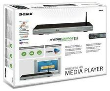NEW D-link MediaLounge DSM-520 Digital HD Streaming Media HDMI USB Streamer NIB