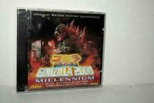 Godzilla 2000 Millennium - Soundtrack - Toho Kingdom CD AUDIO NUOVO VBC 50808