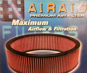 Airaid Round Air Filter 800-315 Fits GM