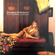 "Barbra Streisand 7"" We're Not Makin' Love Anymore - Europe (EX/EX+)"