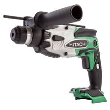 Hitachi & HiKOKI DH18DSL/W4 18 V sans fil Li-Ion SDS-Plus Marteau Perforateur Co...