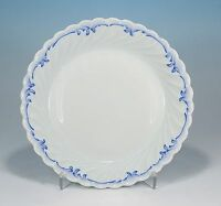 "Haviland Limoges ""Torse"" Salat-/Suppenteller 19 cm."