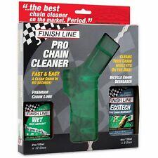 Finish Line Bike Cycle Chain Cleaner Kit
