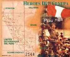 Timbre Armée Pérou BF13 ** année 1998 lot 21117