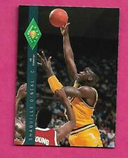 1992 CLASSIC # 318 BASKETBALL SHAQUILLE ONEAL  ROOKIE NRMT-MT CARD (INV# C4002)