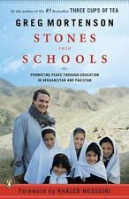 Stones into Schools : Promoting Peace with Education in Afghanistan and Pakistan