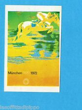 MUNCHEN/MONACO '72-PANINI-Figurina/Manifesto n.8- Rec