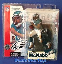 McFarlane Toys NFL Donovan McNabb Philadelphia Eagles QB Green 5 Dirty S4 2002