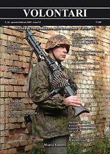 VOLONTARI n.26 - Storia militare Germania WW2 Waffen SS Günter Grass Hausser