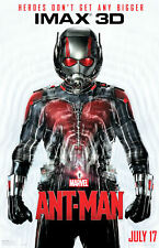 """Ant Man ( 11"""" x 17"""" ) Movie Collector's Poster Print (T3) - B2G1F"""