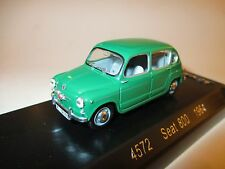 SEAT 800 in VERDE VERT VERDE GREEN, solido in 1:43 Boxed!