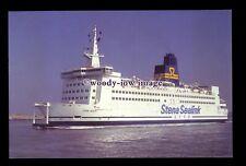 SIM0237 - Sealink-Stena Line Ferry - Stena Invicta , built 1985 - postcard