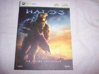 HALO 3, GUIDA STRATEGICA IN ITA, MICROSOFT  XBOX 360/X BOX 360