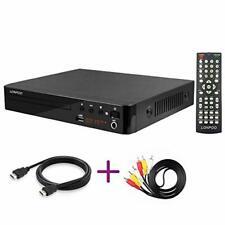 Lonpoo Lecteur DVD Compact 1- 6 Multi-régions sortie HDMI / AV Entrée Us...