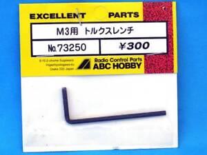 Abc 73250 Hobby Clé Torx M3 Modélisme