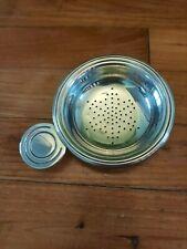 Christofle - Passe-thé en métal argenté - Modèle récent