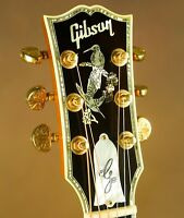 Gibson Master Museum Hummingbird Koa Ren Ferguson Custom Acoustic Guitar