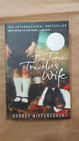 "AUDREY NIFFENEGGER ""THE TIME TRAVELER'S WIFE"" UK BOOK"