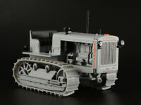 S-65 Stalinets Caterpillar Tractor 1937 Year 1/43 Scale Collectible Farm Vehicle