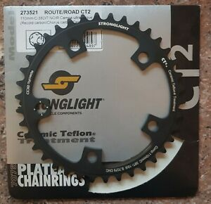 New Stronglight Chainring BCD 110 mm 38t for  Campagnolo 10S