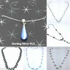 Crystal Choker Chunky Costume Necklaces & Pendants