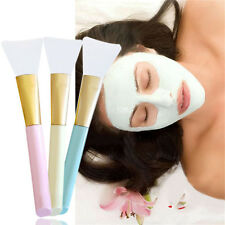 Silicon Makeup Skin Care Treatment Tool Face Mask Brush Random ComesticToolsA