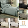 Caprice Luxury Quality Duvet Cover Set With Pillowcases Quilt Cover Soft Bed set