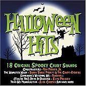 Crimson Halloween Music CDs