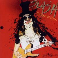 "SLASH ""SLASH (DELUXE EDITION)"" CD+DVD NEU"