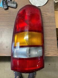 1999-2002 Chevy Silverado/GMC Sierra OEM Tail Light Drivers Rear P/N 16524823