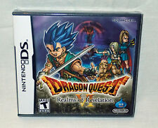 Dragon Quest VI : Realms of Revelation Nintendo DS Brand New & Factory Sealed