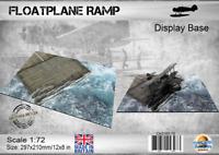 Coastal Kits 1:72 Scale Floatplane Ramp Display Base