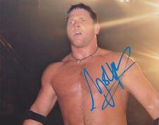 WRESTLER AJ STYLES AUTOGRAPHED  8x10 PHOTO SIGNED...TNA WRESTLING -WWE