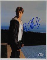 Benjamin McKenzie signed autograph photo 8 x 10 BAS COA Beckett