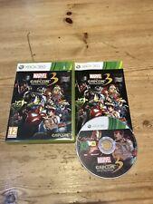Xbox 360 Marvel vs Capcom 3 Video Game