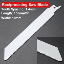 Shank 150*19mm Metal Reciprocating Saw Blade S922EF For Bosch Dewalt Makita NEW