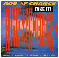 "Age Of Chance - Take It! - 7"" Record Single"