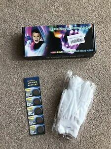 LED Gloves Rave Light (3-7 Years)