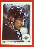 Wayne Gretzky 1990-91 Upper Deck Promos #241A RARE *Highly Gradable*