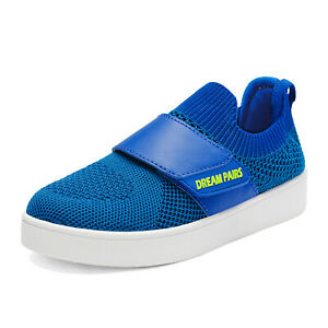DREAM PAIRS Kids Sneaker Boys Girls Mesh Upper Sports Shoes Comfort Casual Shoes