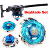 Beyblade 4D/5D Fusion Spinning Top Metal Master Rapidity Fight Toy+Launcher Set~