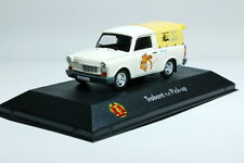 Scale model car 1:43 TRABANT 1.1 Pick-Up Closed 1990 Beige