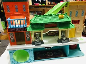 Teenage Mutant Ninja Turtles Half Shell Heroes Sewer Lair Play Set