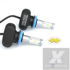 KIT FULL LED CANBUS XENON 8000 LM LUMEN H8 6000K LAMPADE ALL IN ONE