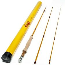 "Red Truck Fiberglass Glass 476-3 (7' 6"" 4wt) Fly Rod -"