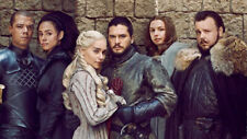 THE LAST GAME OF THRONES CAST DAENERYS JON AND OTHERS SEASON 8 PUBLICITY PHOTO