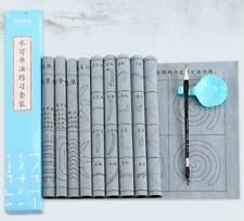 Chinese Repeat Use Magic Water Calligraphy Practice  Write Cloth Brush Copybook
